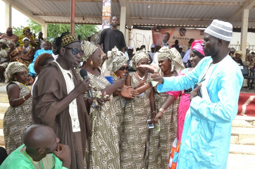 Législatives: Serigne Mboussobé Bousso fait des révélations sur Serigne Bassirou Mbacké Khadim Awa Ba, Mame Mbaye Niang, Moustapha DIOP et Samba Kanté…