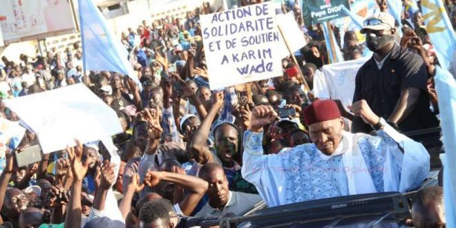 Me Abdoulaye Wade sillonne toute la Casamance à partir de ce dimanche