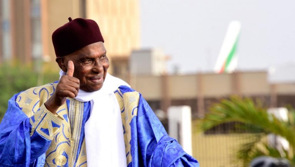 Sédhiou: Me Abdoulaye Wade arrive dans le village de sa maman