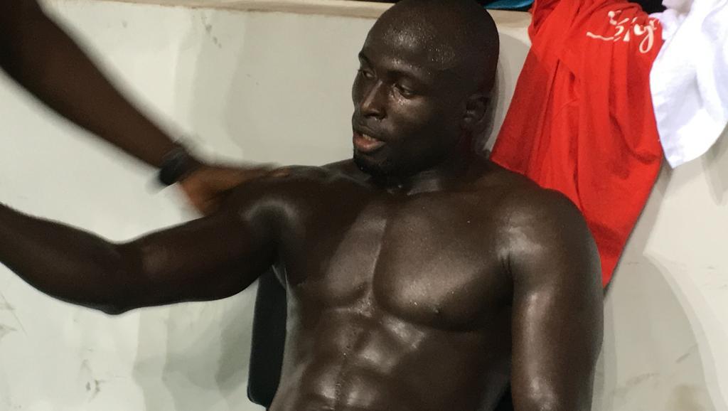 Le lutteur Adama Diatta, un roi d'Afrique en conquête à Abidjan