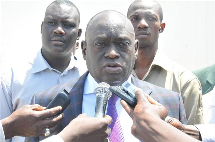 Me El Hadji Diouf : « S'il y a report, il y aura guerre civile au Sénégal »