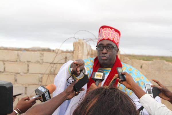 Le grand Serigne de Dakar Ibrahima Diagne: « aux législatives, j'ai choisi mon camp et je l'assume »