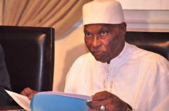 En Direct: Abdoulaye Wade est à Dakar depuis 4 heures matin !