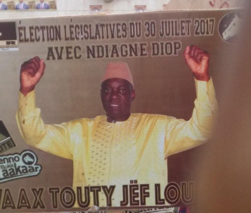 Meeting Benno: Oumar Gueye noyé par Ndiagne Diop à Rufisque