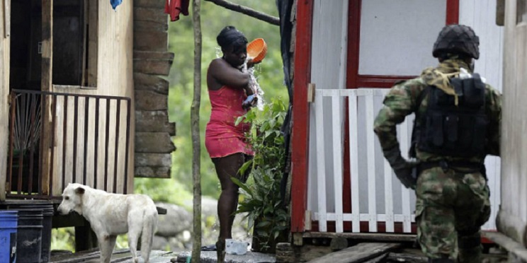 Les afro-descendants colombiens démunis face à la violence des narcotrafiquants