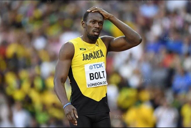 Championnats du monde de 100m de Londres: Usain Bolt battu par Justin Gatlin