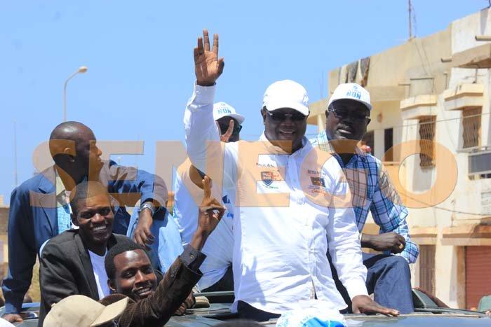 Abdoulaye Baldé : « mes ambitions présidentielles demeurent intactes»
