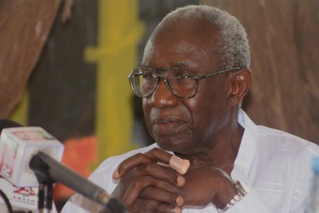 Assemblée nationale: Iba Der Thiam restitue son carburant pour faire le buzz