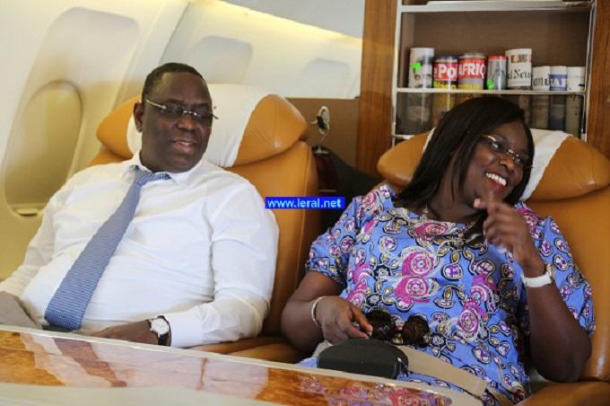 Le Président Macky Sall s'est envolé ce matin pour des vacances