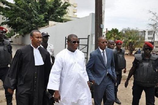 Législatives: Baldé passe à l'acte et dépose un recours en annulation...