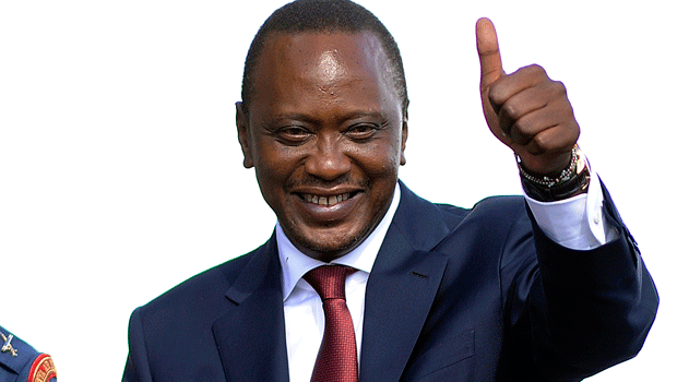 URGENT: Uhuru Kenyatta réélu avec 54,27% des voix