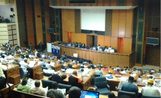 AG FSF: la tension monte entre les camps des candidats