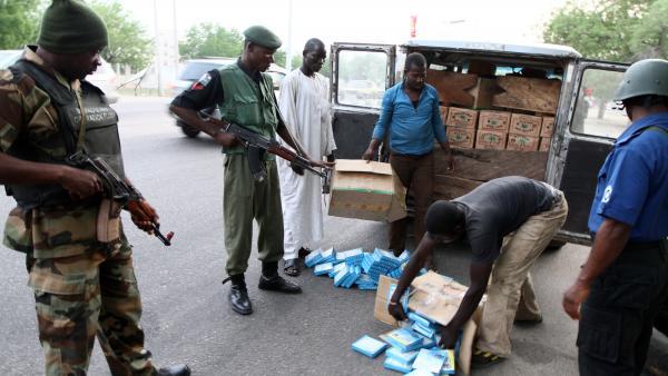 Nigeria : l'armée fouille un camp de base de l'ONU à la suite d'une rumeur liée à la présence du Chef de Boko Haram