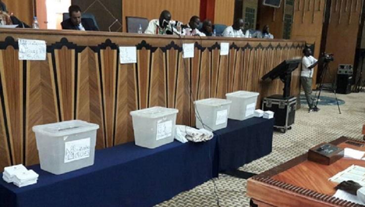 SENGHOR, DIA ou  LAMOTTE: le vote a démarré pour la présidence de la fédération