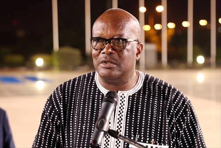 Le Burkina résistera :«au terrorisme»