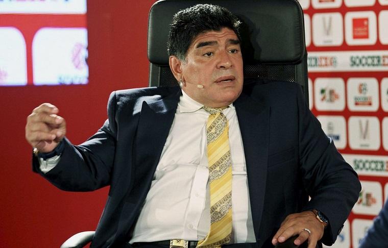 Venezuela: «Je serai vêtu comme un soldat», Maradona se dit prêt à se battre pour Nicolas Maduro