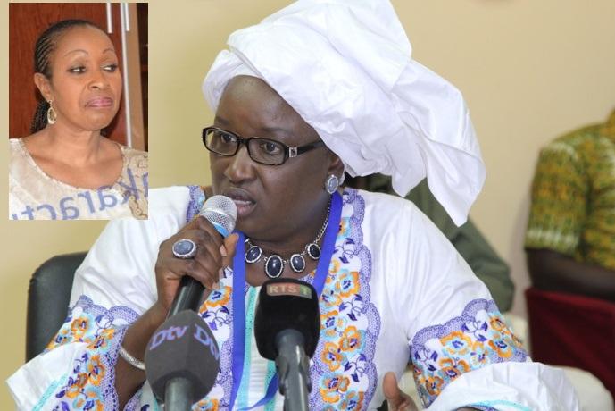 Hélène Tine à Awa Ndiaye : « moi, je ne traîne pas de casserole… Une transhumante ne doit pas diriger… »