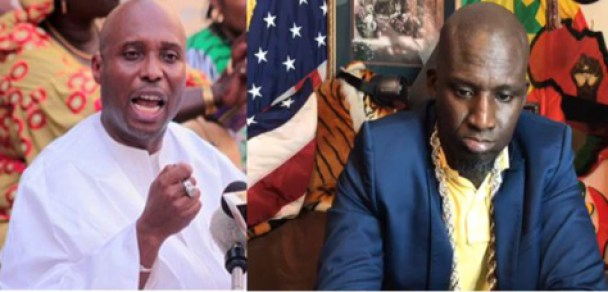 Barthélémy Dias soutient Assane Diouf et bombarde le palais