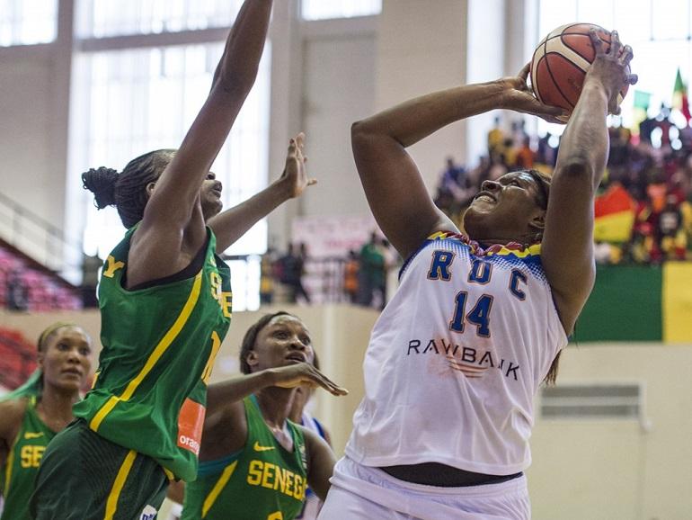 Afrobasket féminin : Le Sénégal terrasse la RD Congo dans la douleur (70-63)