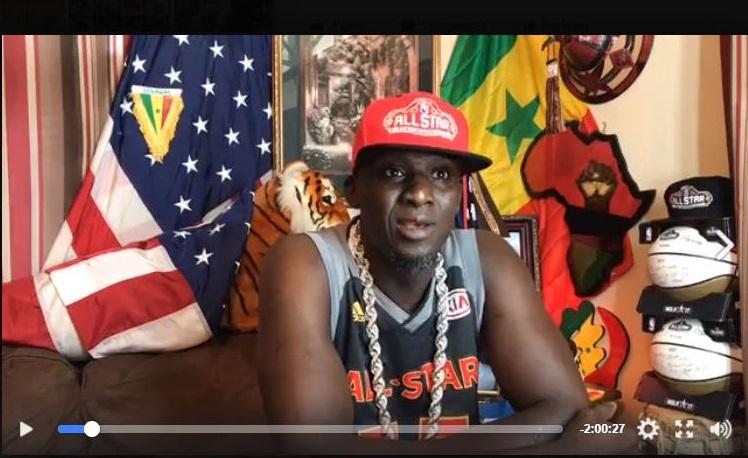 Dernière minute : Assane Diouf a encore parlé...