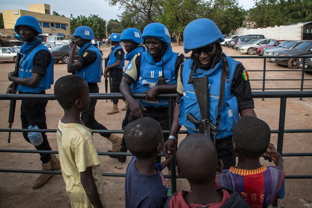Mission de l'ONU au Darfour: les policiers Sénégalais virés pour…