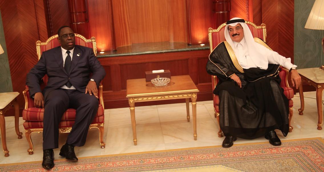 Relations diplomatique: le Sénégal et  le Qatar, ça va encore