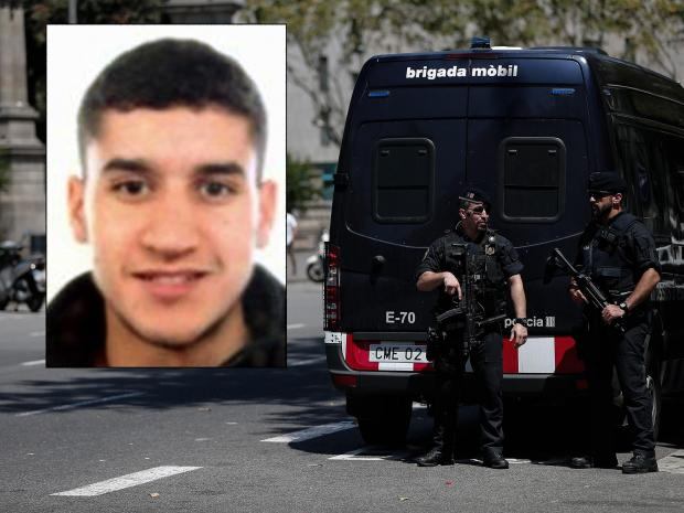 Attentat de Barcelone: Younes Abouyaaqoub, le conducteur de la fourgonnette est décédé
