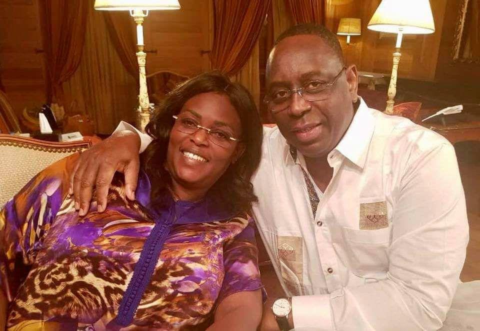 Sénégal: le couple présidentiel en mode relaxe