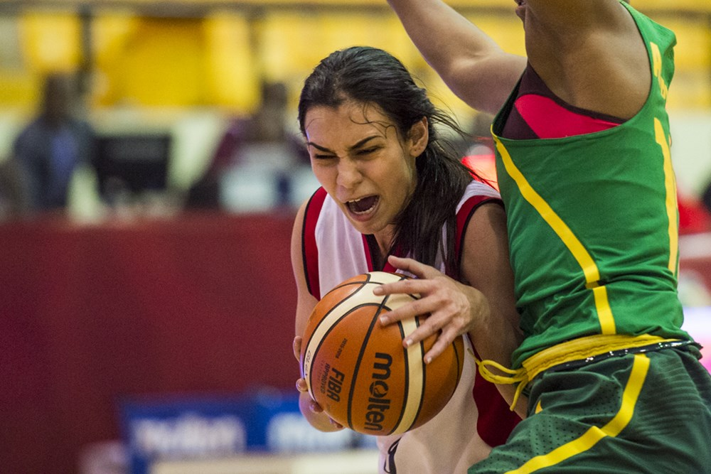 Afrobasket féminin : le Sénégal bat l'Egypte (93-61)