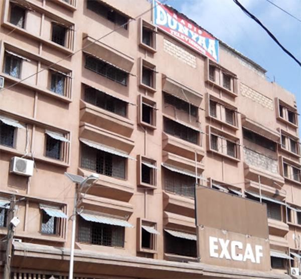 Le siège de Excaf Telecom et ses trois autres immeubles, mis en vente aux enchères