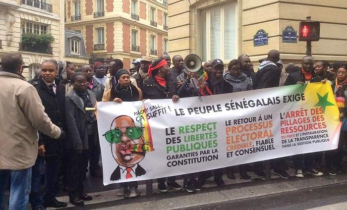 France: manifestation de soutien à Assane Diouf ce jeudi