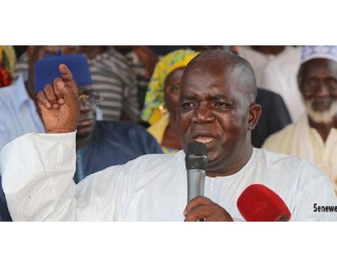 Le PDS répond à Macky Sall:« on ne peut pas dialoguer avec un voleur des élections et un violeur des lois»