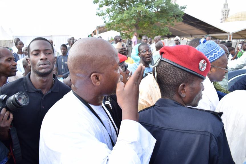 Vidéo-Massalikoul Jinane : Assane Diouf échappe au lynchage