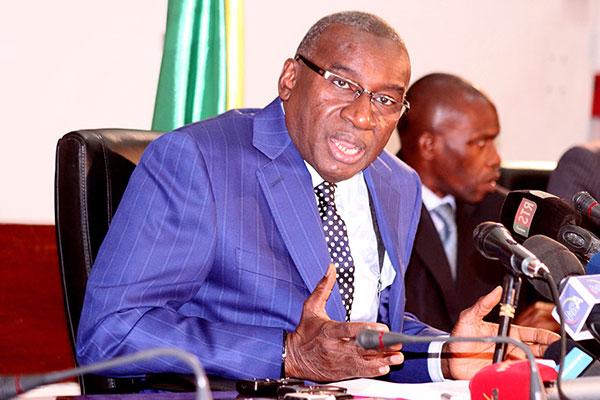 Sidiki Kaba précise : «les poursuites contre Assane Diouf ne sont pas définitivement suspendues»
