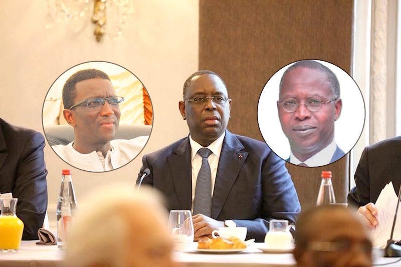 """Remaniement ministériel : le plan """"B"""" de Macky Sall"""