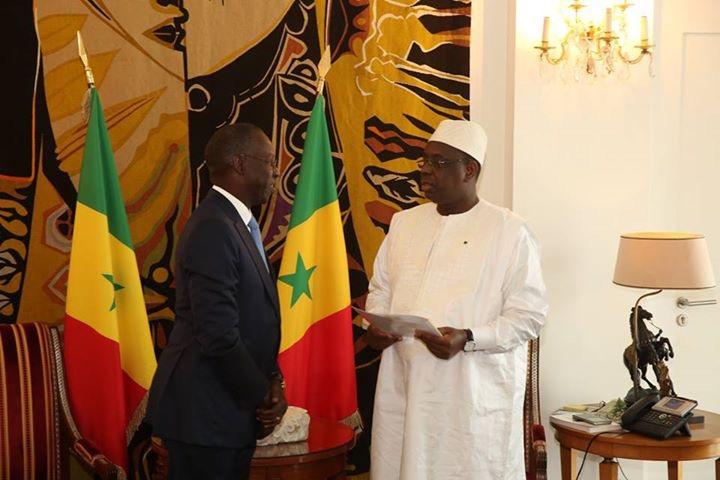 Mohammed Boun Abdallah Dionne reconduit Premier ministre par le Président Macky Sall