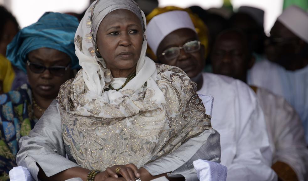 Gambie: Fatoumata Tambajang, officiellement nommée vice-présidente