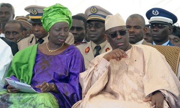 """Comment Macky Sall a brisé les """"ailles"""" d'Aminata Touré"""