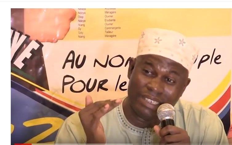 Grève de la faim des « Khalifistes » et sortie de Wade contre la Justice : Ousmane Faye demande à l'Etat d'être ferme