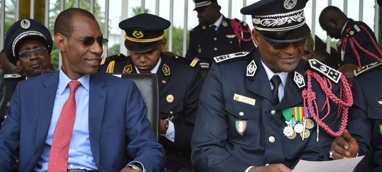 """Nominations: 4 cadres de la police promus au grade de """"Général"""""""