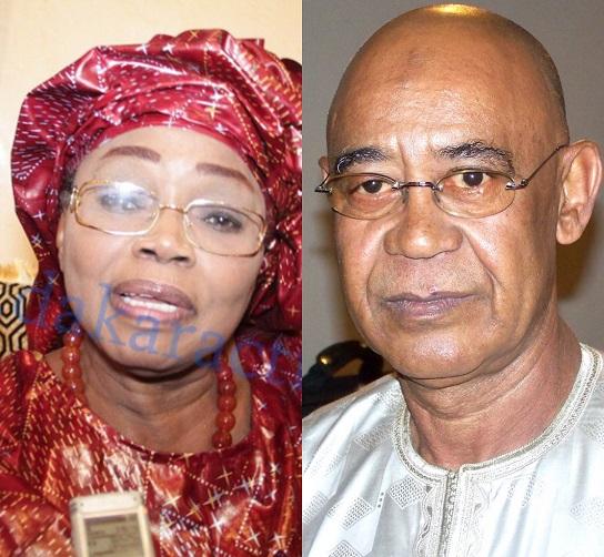URGENT: Mahmout Saleh et Marième Badiane nommés ministres d'Etat..