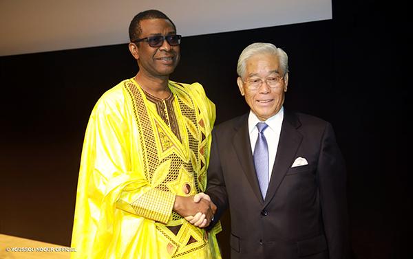 Nouvelle consécration pour Youssou Ndour au Japon