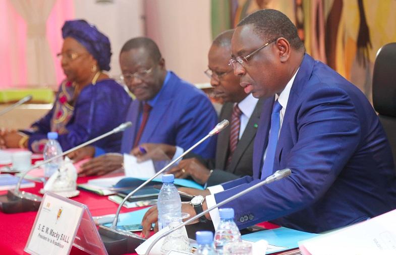 Gouvernement: voici la liste des 83 ministres nommés par Macky Sall