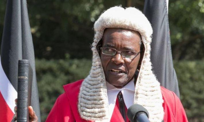 Kenya: le juge David Maraga retourne 5 millions de dollars