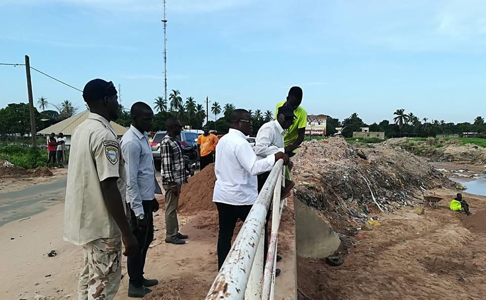 Le Maire de Ziguinchor apporte son soutien aux sinistrés