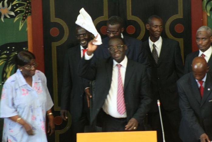 URGENT: Moustapha Niasse, élu président de l'assemblée nationale