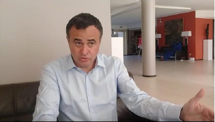 Erwan Davoux, président du RP9 sur l'immigration clandestine: «la France a complètement échoué... »