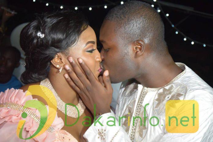 La sulfureuse Samira Wardini,s'est mariée avec Abdoulaye Mody Cissé