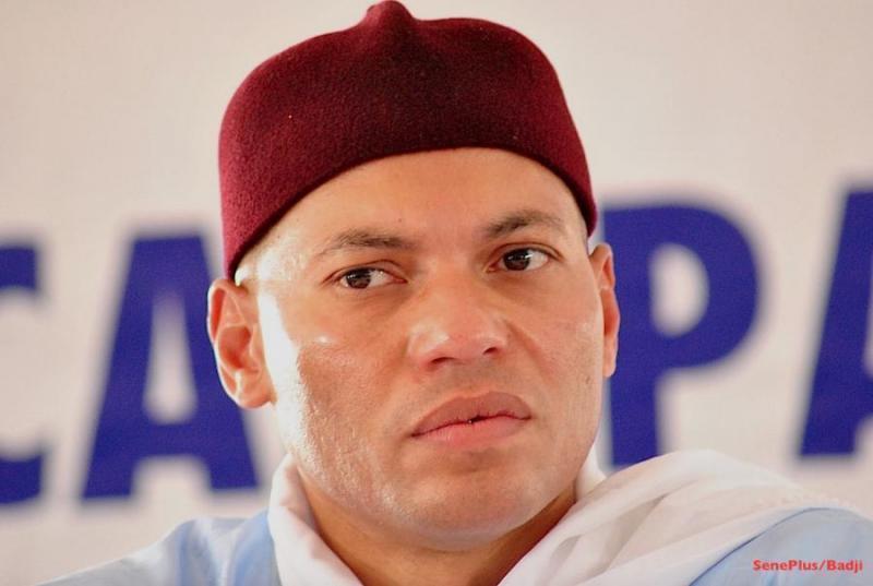 Karim Wade: « Je regrette particulièrement d'avoir été empêché d'aller à Touba…»