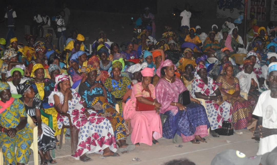 Le 8 mars à Vélingara,  en 12 photos